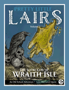 Pretty Little Lairs - The Squid God of Wraith Isle