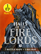 1 GP Maps - Halls of the Fire Lords