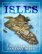 randy m's Isles Volume 1