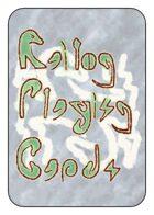 Railog Playing Cards (Stylized)