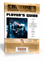SANTIAGO: A Myth of the Far Future Player's Guide (4E)