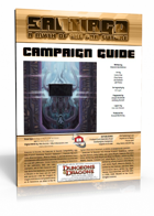SANTIAGO: A Myth of the Far Future Campaign Guide (4E)