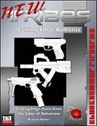 BlackHammer Firearms 2: Cutting Edge Ballistics
