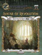 ZEITGEIST #13: Avatar of Revolution (Pathfinder)