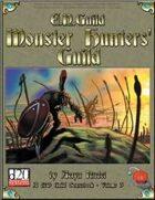 E.N. Guilds - Monster Hunters' Guild