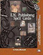 E.N. Publishing Spell Cards