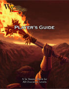 War of the Burning Sky 5E Player's Guide