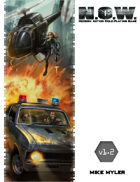 N.O.W. The Modern Action Roleplaying Game v1.2