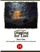 ZEITGEIST #3.1: Digging For Lies (5th Edition)