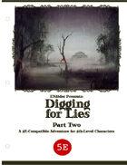 ZEITGEIST #3.2: Digging For Lies (5th Edition)