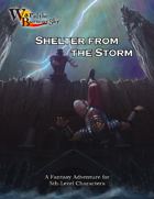 War of the Burning Sky 5E #3: Shelter From The Storm