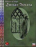 Elements of Magic II - Lyceian Arcana