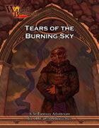 War of the Burning Sky 5E #6: Tears of the Burning Sky