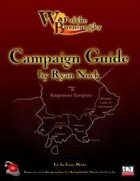 War of the Burning Sky Campaign Saga - Campaign Guide (D&D 3.5)