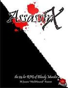 AssassinX - The 24hour RPG of Bloody Murder