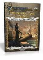 ZEITGEIST #1: Island at the Axis of the World (Pathfinder RPG)