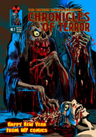Chronicles of Terror Issue 5