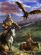 The Nomad Khanates: An Unofficial Supplement for the Dragon Warriors Game