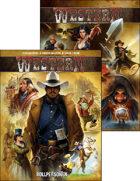 Western IV - Grundbok I och II