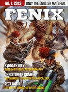 Fenix English Edition-1, 2013