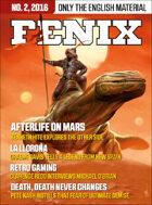 Fenix English Edition 2, 2016