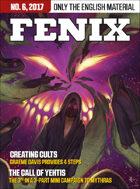 Fenix English Edition 6, 2017