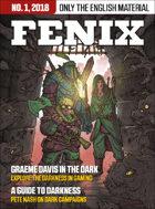 Fenix English Edition 1, 2018