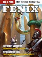 Fenix English Edition 3, 2018