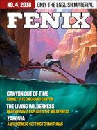 Fenix English Edition 4, 2018