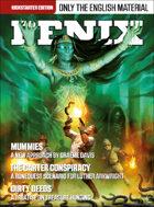 Fenix English Edition - the Kickstarter Issue