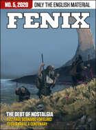 Fenix English Edition 5, 2020