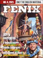 Fenix English Edition 4, 2021