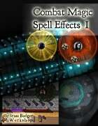 Combat Magic Spell Effects 1