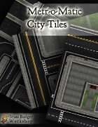 Metr-o-Matic City Tiles 1