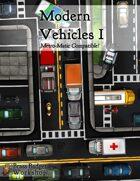 Metro-Matic Modern Vehicles 1