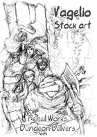 Pencil Works: Delving into the Dungeon