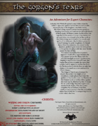 The Gorgon's Tears (Expert)