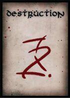 Destruction Spell Cards