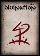 Divination Spell Cards