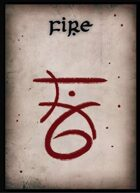 Fire Spell Cards