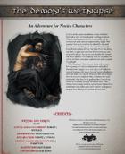 The Demon's Wet Nurse (Novice)