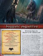 Horrific Parasites