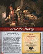Dead by Dawn (Starting)