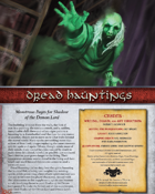 Dread Hauntings