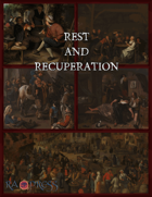 Rest and Recuperation