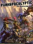 PunkApocalyptic: RPG Screen
