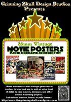 28mm Vintage Movie Posters