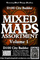 Mixed Maps Assortment Volume 1.