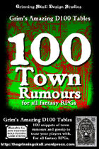 100 Town Rumours for all fantasy RPGs