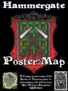 Hammergate Poster Map